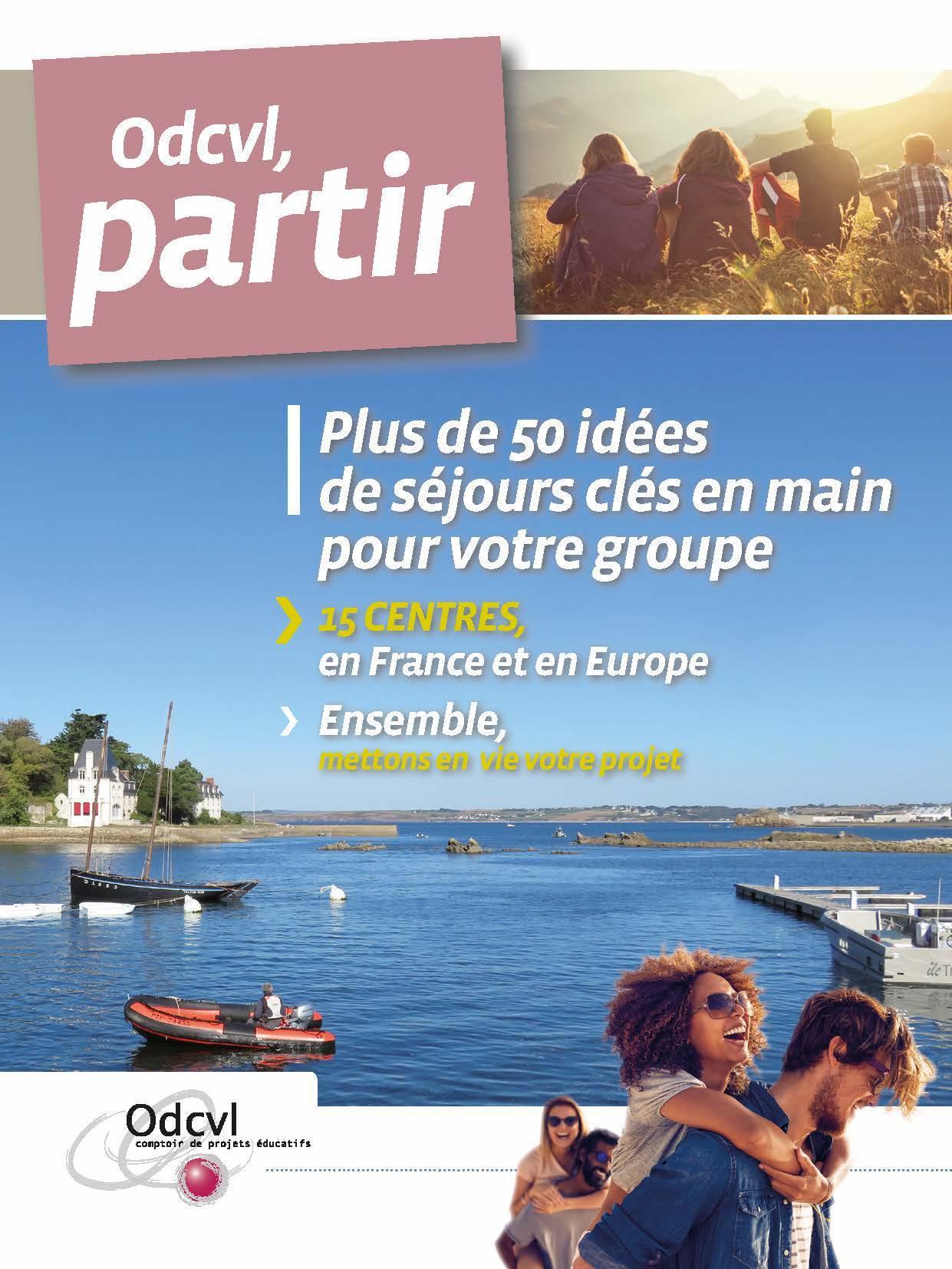 Catalogue Séjours Touristiques