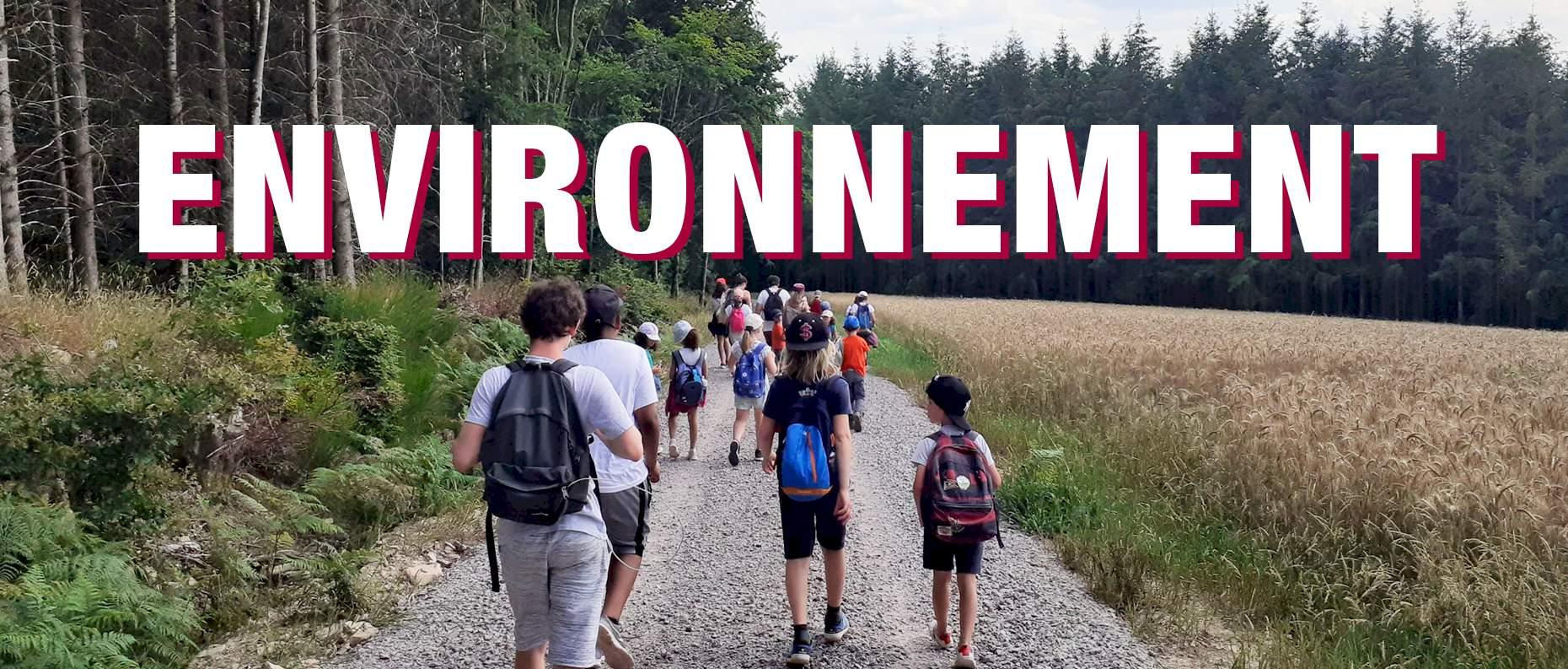 Pôle Éducation Environnement